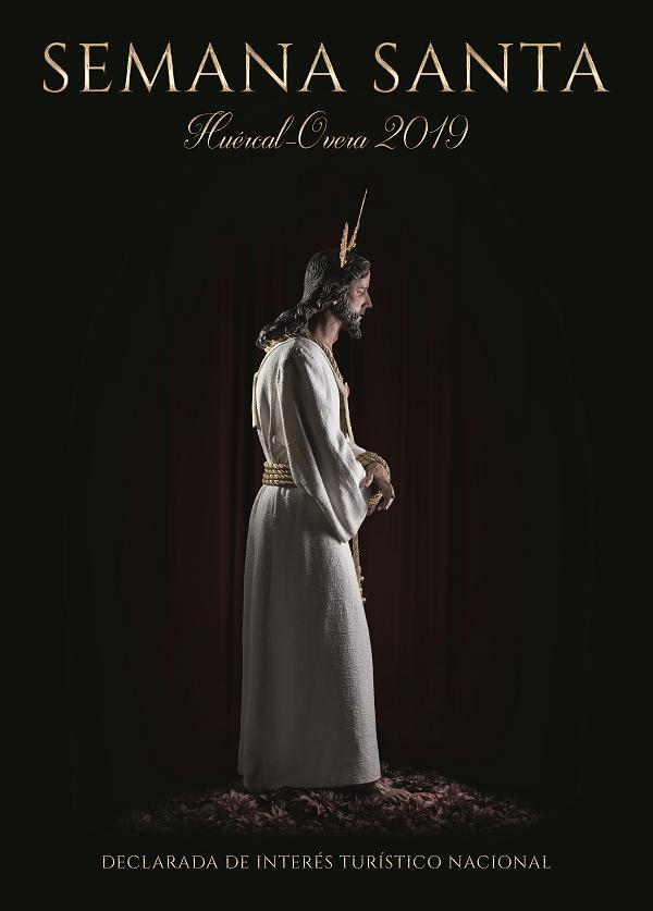 Cartel Semana Santa 2019 Nuestro Padre Jesus Cautivo